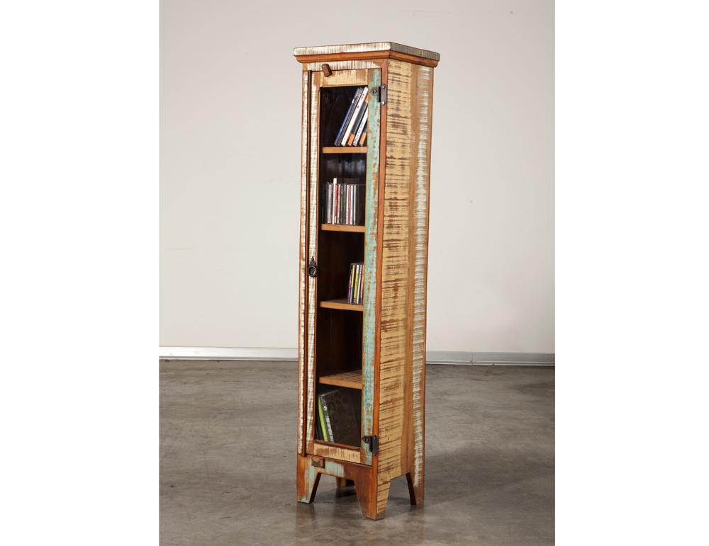 ארון לדיסקים וספרים