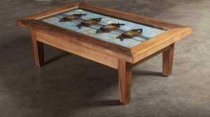 שולחן סלוני – דגים