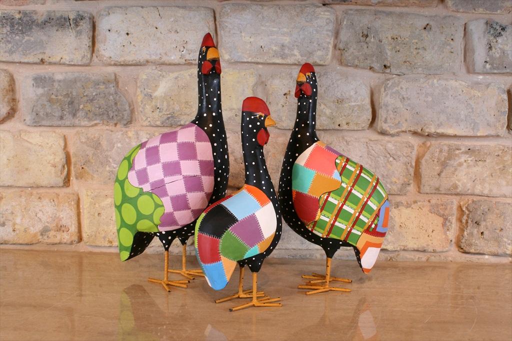 תרנגולות מעץ