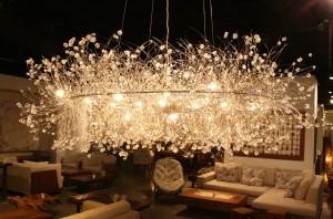 נברשת מזכוכית Murano