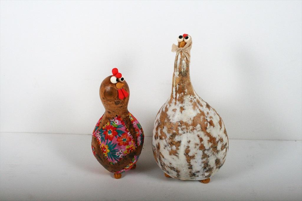 תרנגולות מדלעת