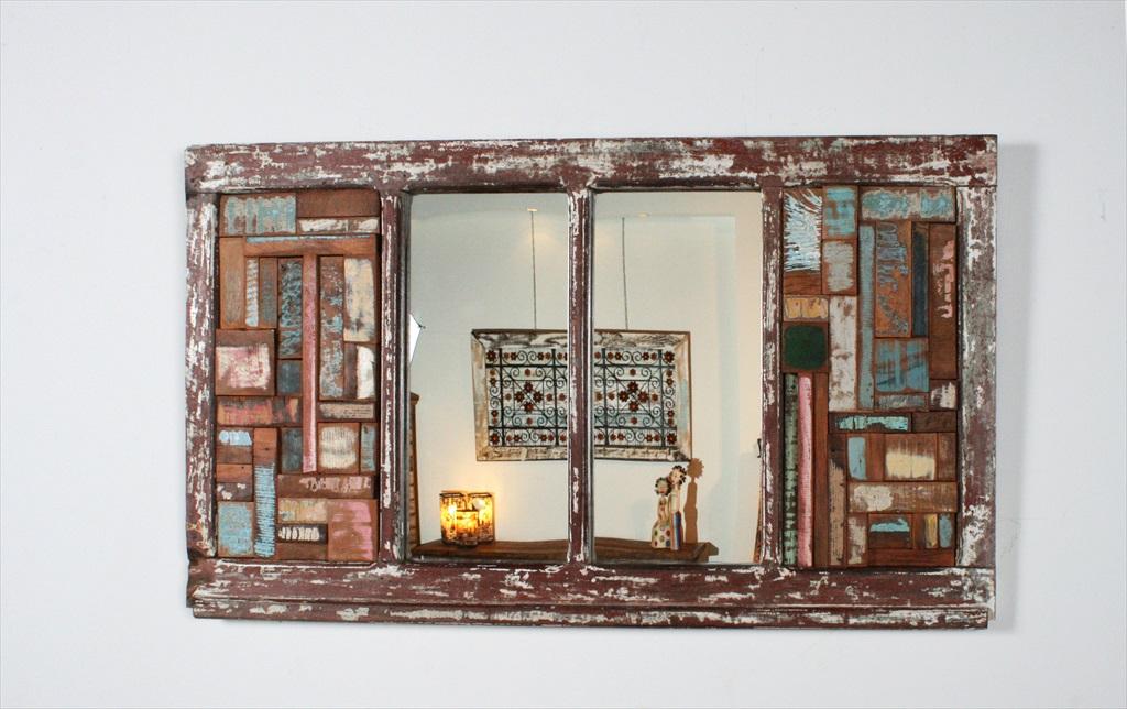 חלון בשילוב מראה