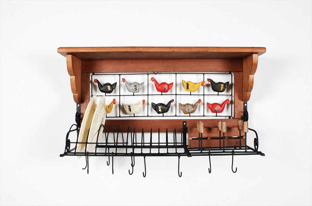 מתקן כלים תרנגולות