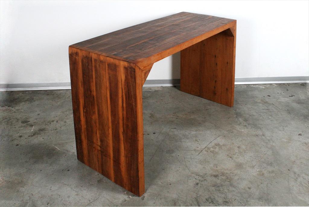 """שולחן/ שידה בצורת """"ח"""" / נמכר"""