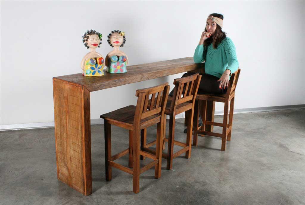 שולחן בר בהתאמה אישית