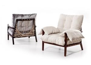 כורסא מדגם Brescia