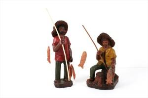 דייגים מקרמיקה