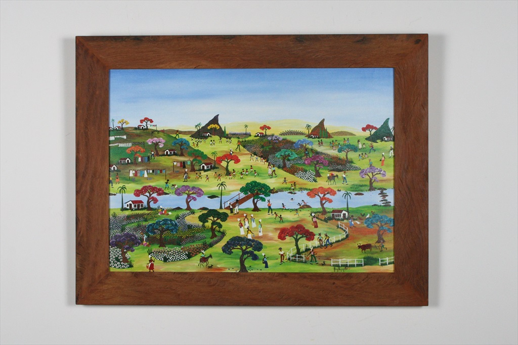 ציור נאיבי ברזילאי