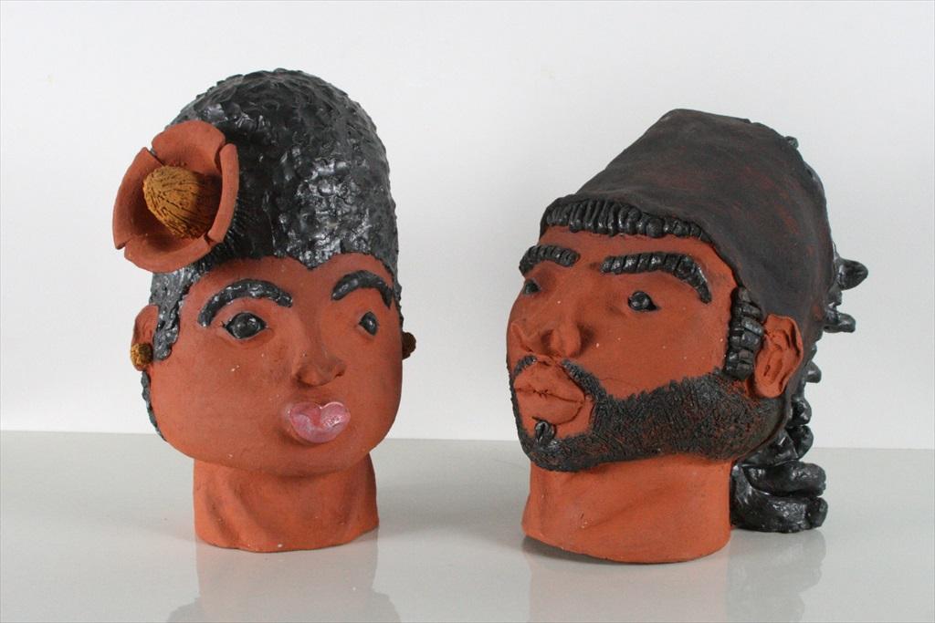 פסלים מצפון מברזיל