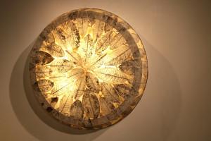 גוף תאורה מקנווס