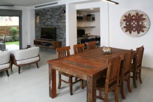 דירת גן בסגנון פאו-ברזיל